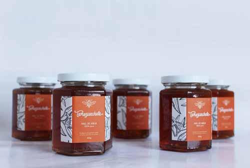 Miel: La venta de la miel producida en San Luis Potosí de manera artesanal permite brindan un mayor número de becas.